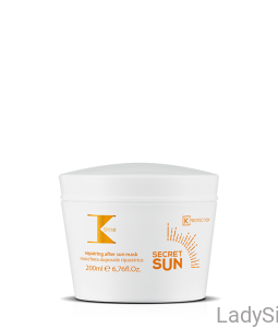 K-TIME Secret Sun Repairing After SUN  - Maska regenerująca 200ml