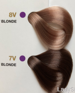 JOICO VERO K-PAK COLOR  Medium Violet Blonde 8V Średni fioletowy blond