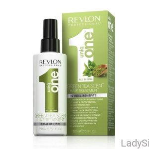 REVLON Maska Odżywka w spray'u 10 w 1 Uniq One Green Tea 150ml