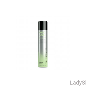 BE HAIR THE STYLE Mood Lock Ekstra mocny lakier bez gazu ECO Spray