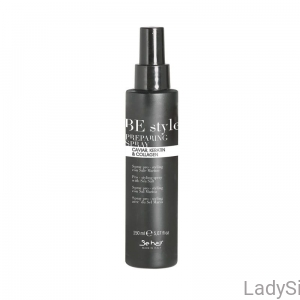BE HAIR BE STYLE Preparing Spray do stylizacji z solą morską 150ml