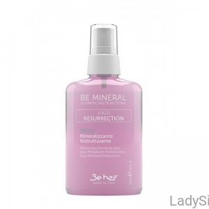 BE HAIR BE MINERAL Mineralizing spray odbudowujący do włosów 150ml