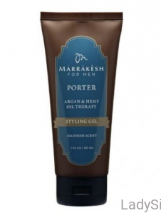 MARRAKESH Men Porter Styling Żel do włosów 196ml