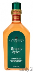 CLUBMAN Lotion po goleniu BRANDY SPICE 177ml