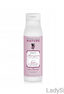 Alfaparf-Precious Nature Shampoo with Grape & Lavender - Szampon z winogronem i lawendą 250ml