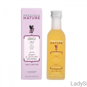 Alfaparf-Precious Nature Oil with Grape & Lavender - Olejek z winogronem i lawendą 100ml