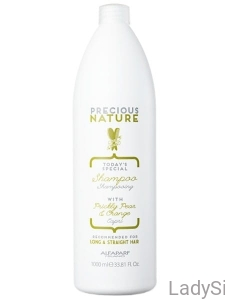 Alfaparf-Precious Nature Shampoo with Prickly Pear & Orange - Szampon z opuncją i pomarańczą 1000ml