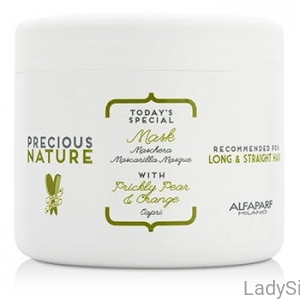 Alfaparf-Precious Nature Mask with Prickly Pear & Orange - Maska z opuncją i pomarańczą 500ml