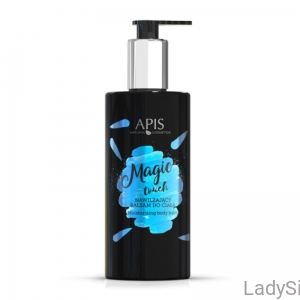 APIS Nawilżający balsam do ciała Magic Touch 300ml