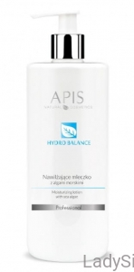 APIS Hydro balance - Mleczko do demakijażu z algami morskimi 500ml
