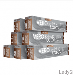 JOICO Vero K-PAK Color AGE DEFY Farba do włosów 74ml