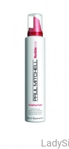 PAUL MITCHELL Flexible Style Sculpting Foam Pianka Średnio-Mocna 200ml