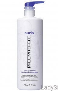 PAUL MITCHELL Curls Spring loaded Frizz-Fighting Shampoo- Szampon do włosów kręconych 710ml