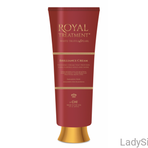 CHI Royal Treatment Brilliance Cream - Krem stylizujący do włosów 177ml