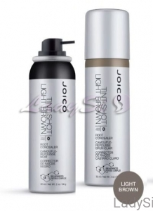 JOICO TINT SHOT Light Brown - spray na odrosty kolor Jasny Brąz 72ml