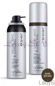 JOICO TINT SHOT Dark Brown - spray na odrosty kolor Ciemny Brąz 72ml