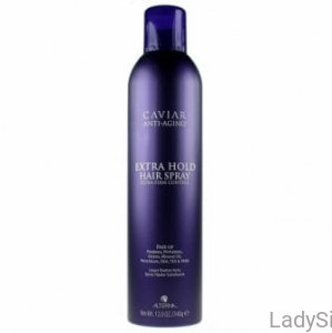 ALTERNA CAVIAR ANTI-AGING EXTRA HOLD HAIR SPRAY- Mocny lakier do włosów 400ml