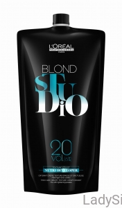 LOREAL STUDIO BLOND Nutri Developer 20 vol (6%) woda utleniona 1000ml