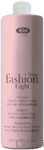 Lisap Fashion Light Shampoo Szampon do włosów cienkich 1000ml