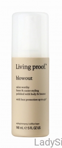 Living Proof Control blowout - Spray do stylizacji włosów 148ml