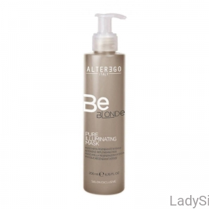 ALTER EGO Be Blonde Pure Illuminating Maska rozświetlająca 200ml