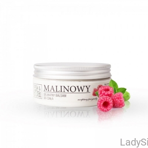 FRESH & NATURAL Malinowy balsam do ciała 250ml