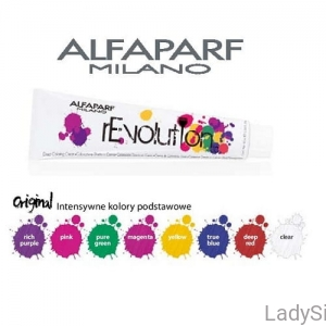 Alfaparf rEvolutionJC CLEAR - Dodatek do pasteli, toner, farba bez amoniaku 90ml