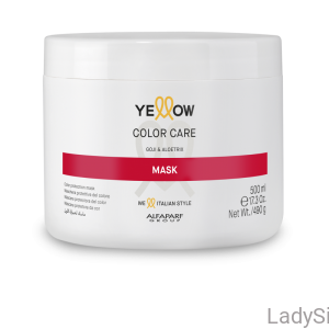 YELLOW Color Care - Maska do włosów farbowanych 500ml