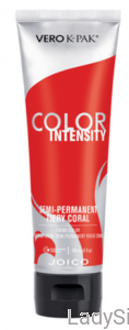 JOICO VERO K-PAK COLOR INTENSITY Fiery coral - Toner 118ml
