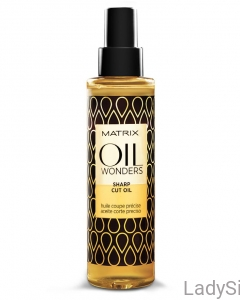 MATRIX OIL WONDERS - Sharp cut oil Olejek profesjonalne cięcie 125ml