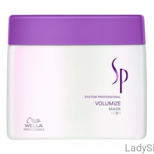 Wella SP Volumize- Maska objętość 400ml
