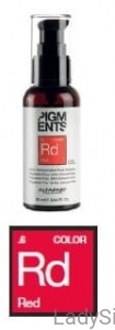 ALFAPARF PIGMENTS Rd RED czerwony Pigment do farb 90ml