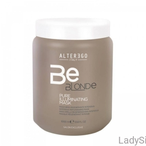 ALTER EGO Be Blonde Pure Illuminating Maska rozświetlająca 1000ml