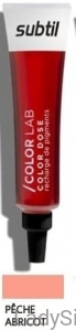 DUCASTEL SUBTIL ColorDose Pigment Brzoskwiniowy 15ml