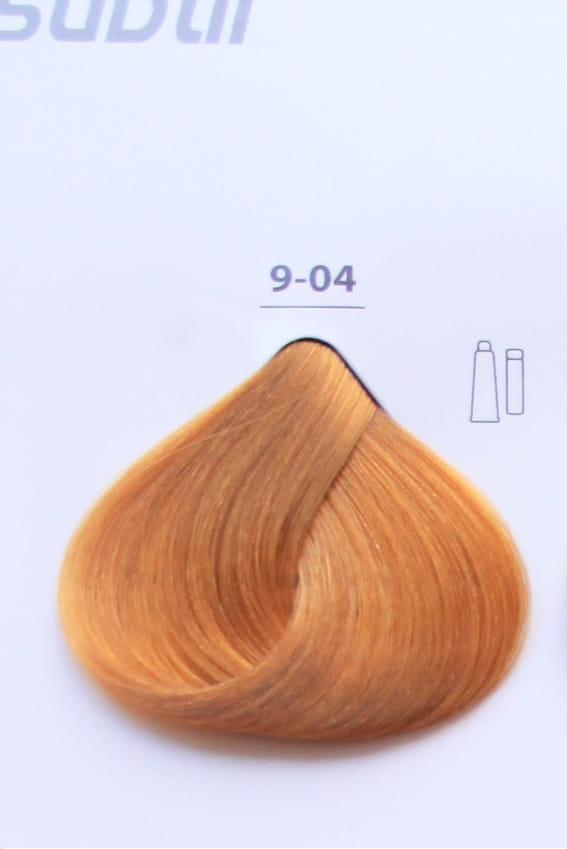 Ducastel Subtil Creme 9 04 Bardzo Jasny Naturalny Miedziany Blond