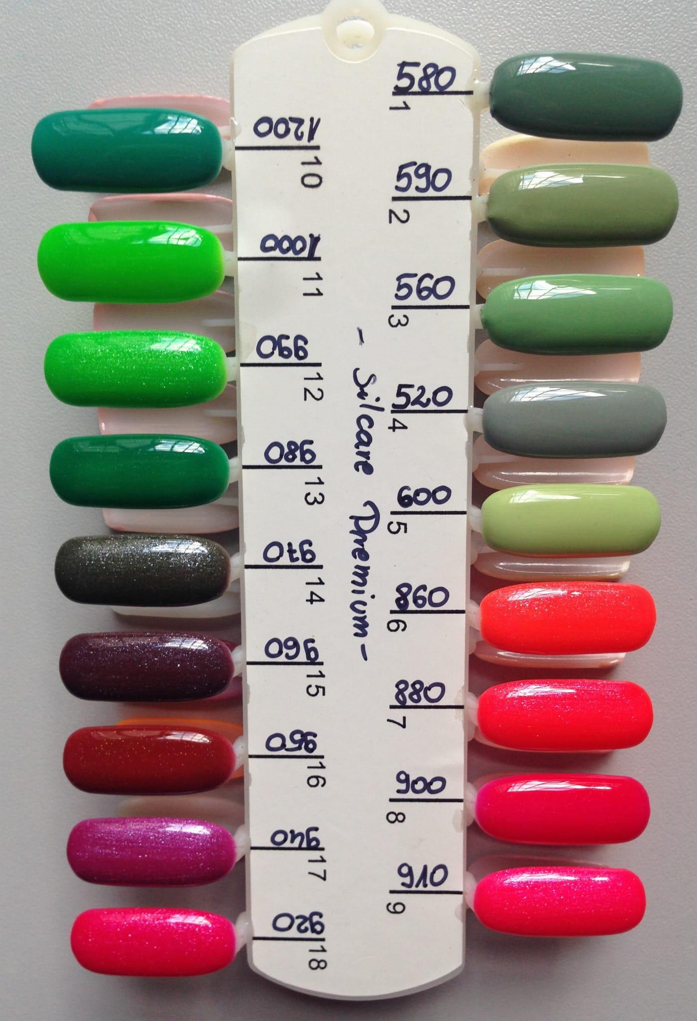 W Ultra Color it Premium - Lakier hybrydowy z brokatem 6g LadySi.com.pl CE63